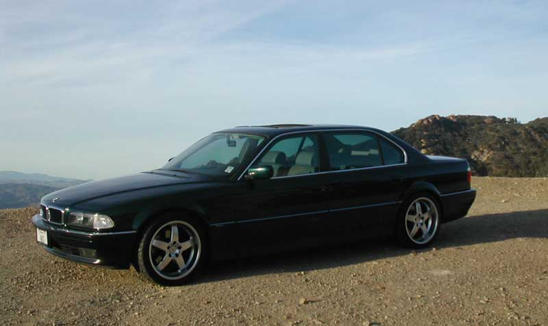 e38.org BMW 7-series information and links