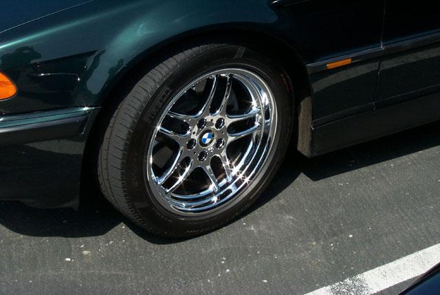 19 BMW E65 Rims On Silver 01 750iL Breyton Inspiration Wheels Magics 95 740iL Hamann HM2s Wheel Image Catalog