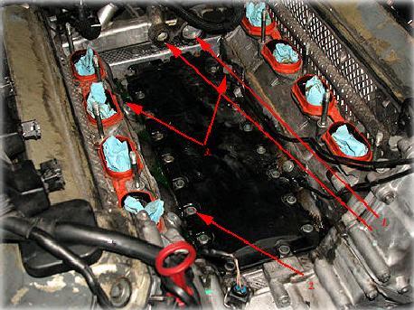 Engine Valve Cover Gasket Leaking Html Engine Free #0: engine 23